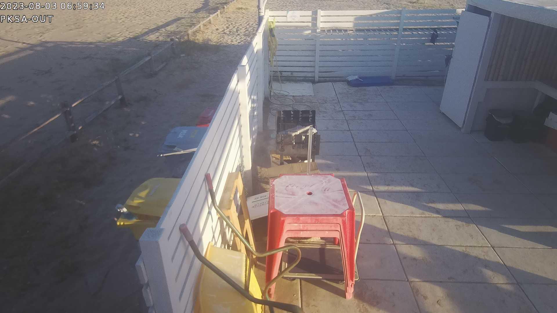 PKSA webcam